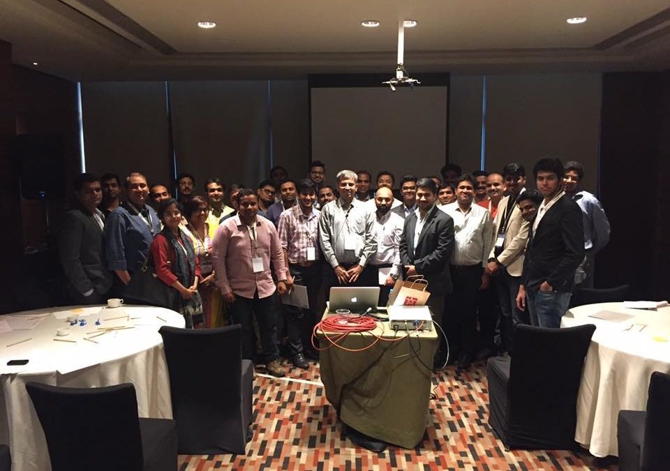 Zero to One Crore Workshop @ Product Conclave, NASSCOM 10000 Startup, Pune